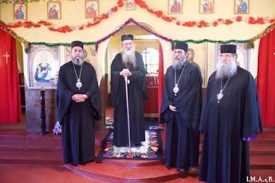 Посещение Кении архипастырями ИПЦ Греции. ФОТО