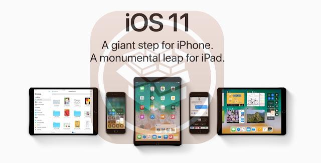 10 Fitur Terbaru yang Hadir pada iOS 11