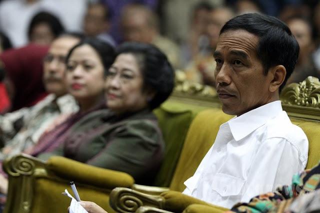 Permohonan Mendalam Megawati kepada Jokowi..