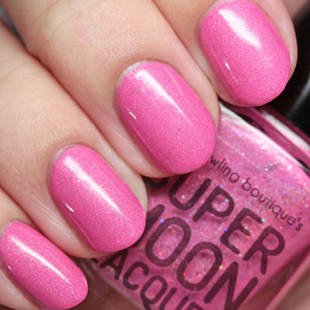Supermoon Lacquer Twinkle Yell