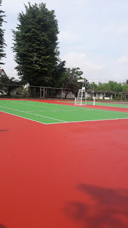 Jasa kontraktor lapangan tenis surabaya