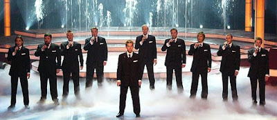 Foto de The Ten Tenors en el escenario
