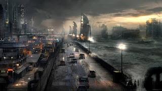 CLIMA EXTREMO: la humanidad no esta preparada para lo que viene.