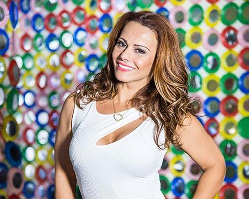 Cabelo de Viviane Araujo