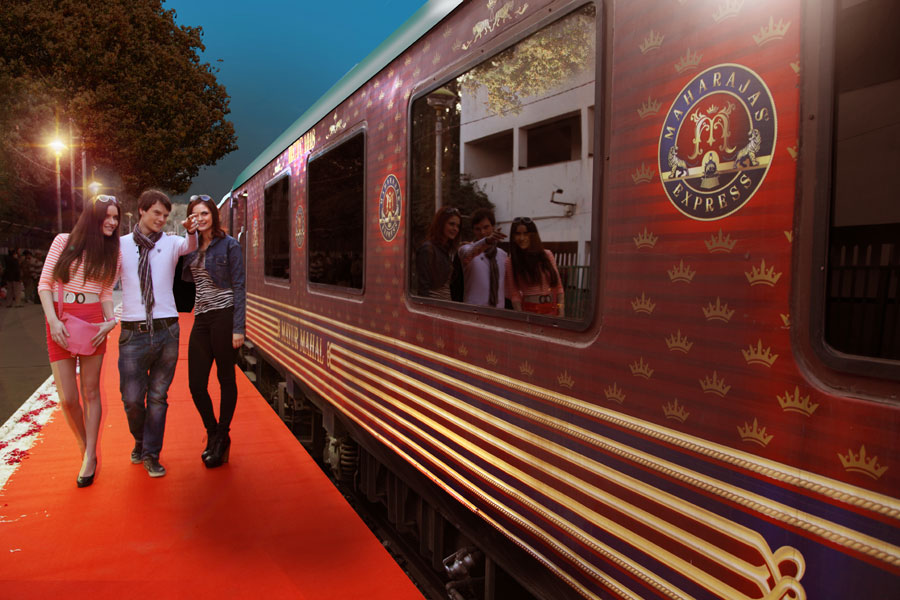 Luxury India Train Travel
