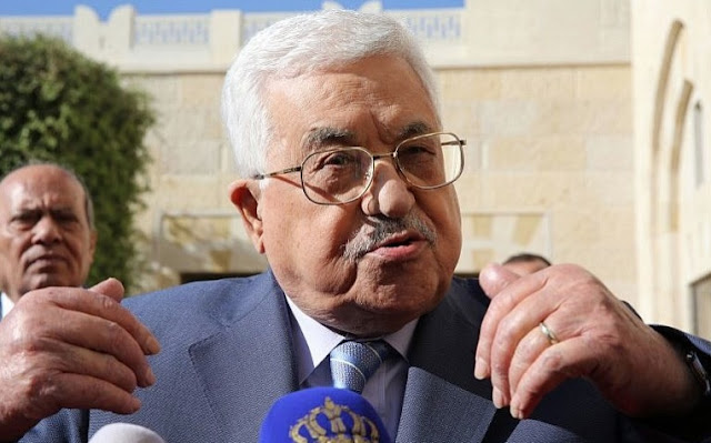 BREAKING: Abbas Says Hamas Ministers Must Recognize Israel