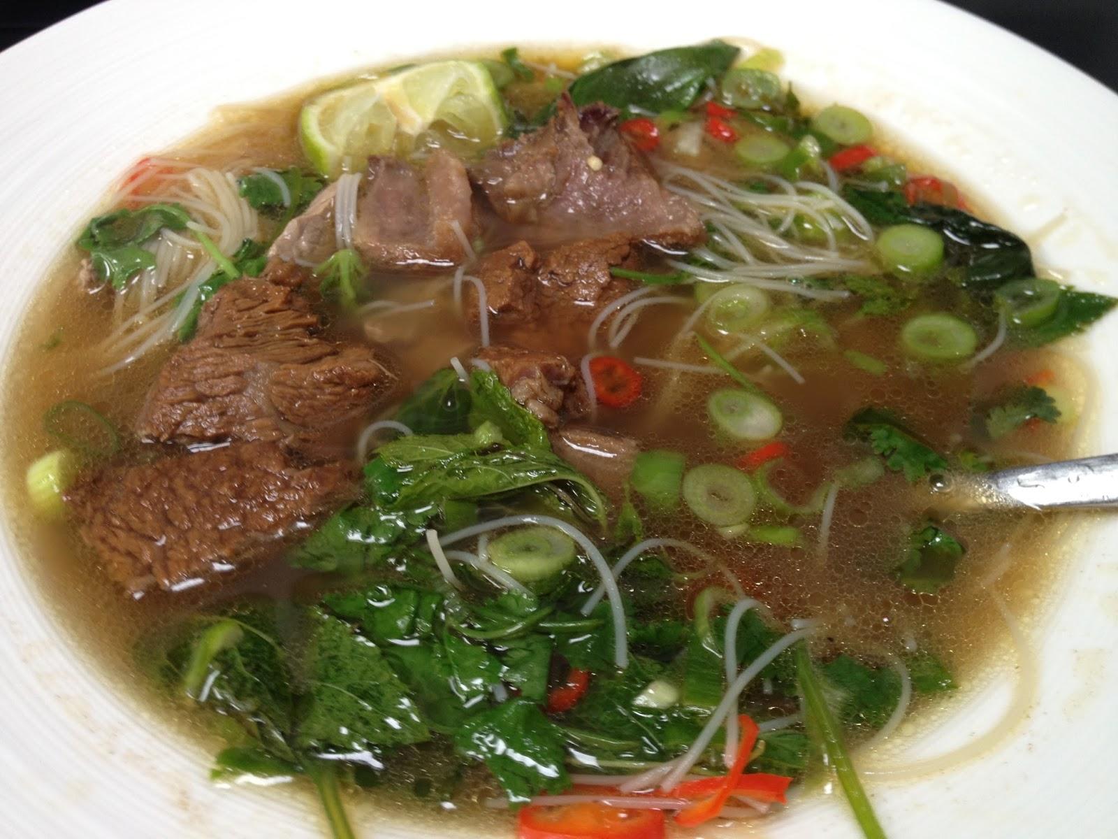 Ndudu by Fafa: Vietnamese ~Beef Pho Recipe