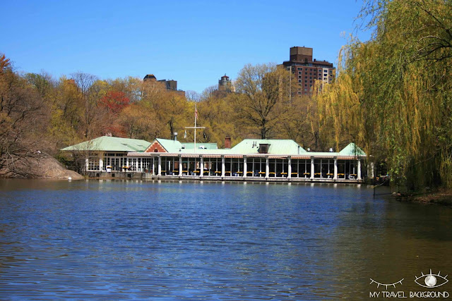 My Travel Background : Central Park, New York