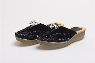 Sepatu Kerja Selop Wanita BHR 158