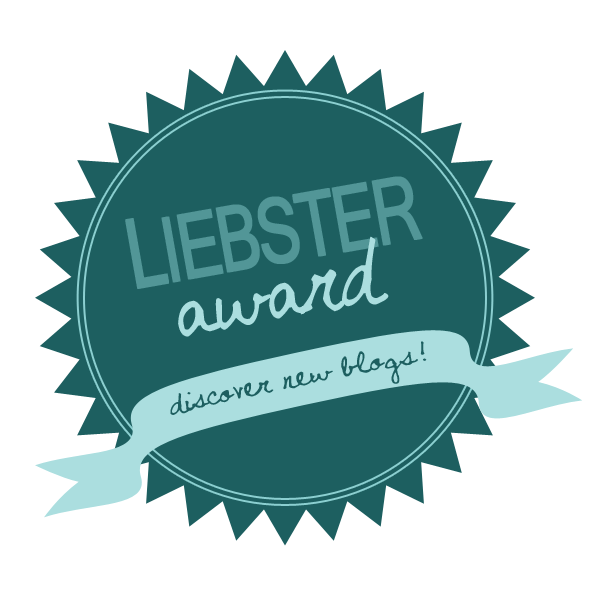 LIEBSTER AWARD 4.0