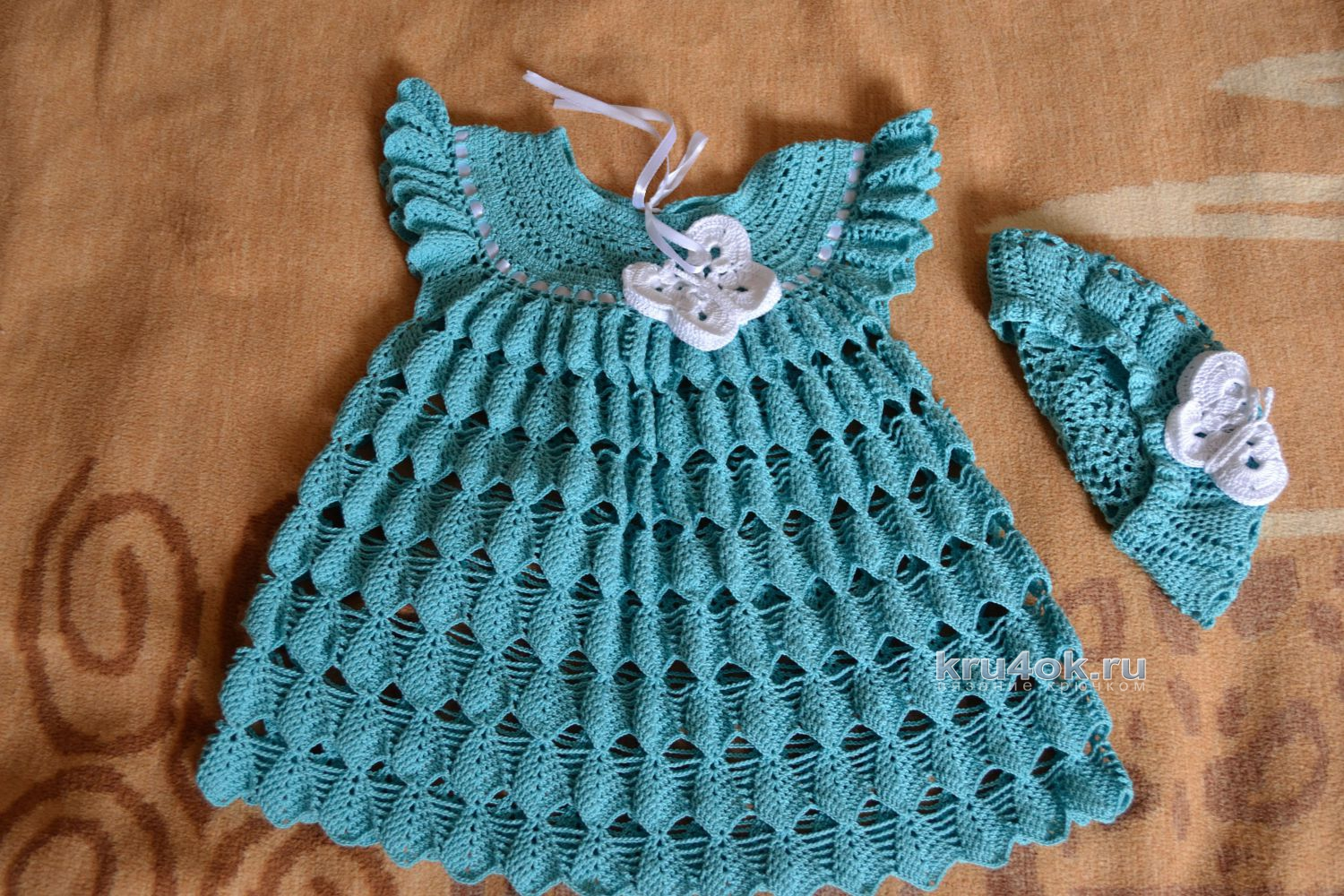 Free crochet patterns to download crochet patterns for free crochet baby dress 1544 bankloansurffo Choice Image
