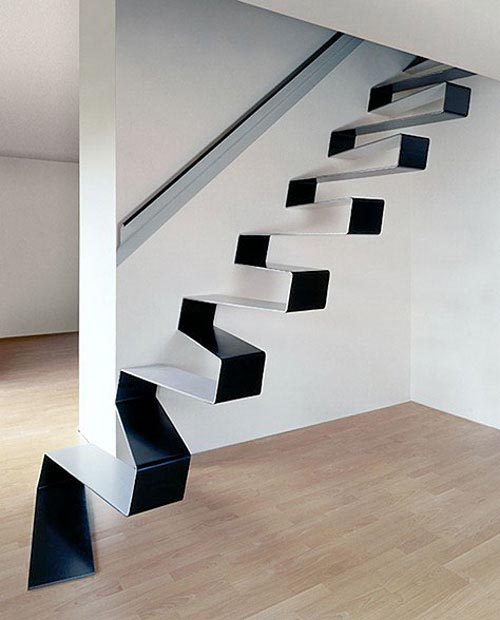 7 Ultra Modern Staircases: Design Therapy: Ultra-Modern Staircase Designs