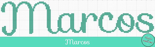 Nome Marcos em Ponto Cruz