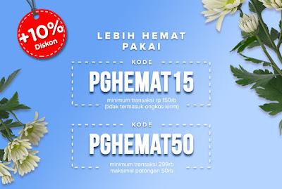 Bukalapak - Promo Grand Launching P&G + Voucher Diskon s.d 70% + 10%