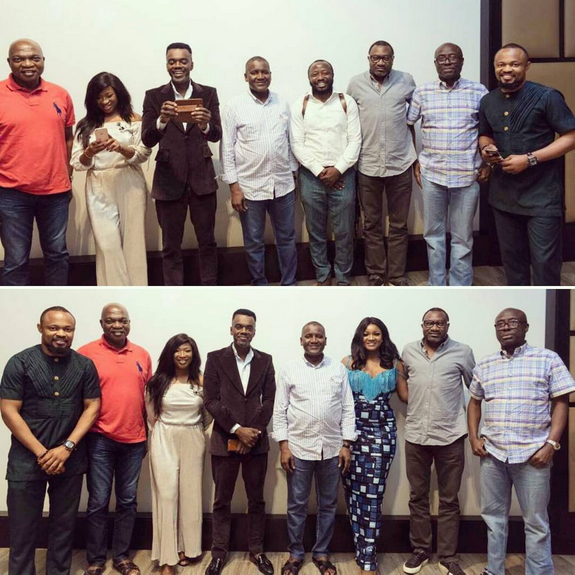 Omotola-Jalade-Ekeinde-Aliko-Dangote-Femi-Otedola-Donald-Duke-Alter-Ego-private-viewing-5