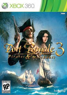 Port Royale 3: Pirates and Merchants (X-BOX360) 2012