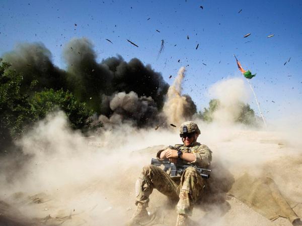Por que tantos veteranos cometem suicídio?