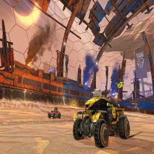 Rocket League Chaos Run Highly Compressed For PC Full Version