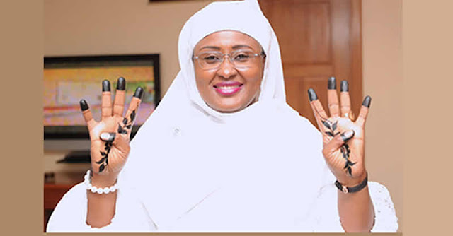 Aisha Buhari gets new international appointment
