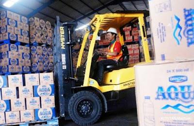 Lowongan Kerja SMP SMA SMK D3 S1 Jobs : Mekanik Otomotif (Truck Diesel), Head of Workshop (Truck HINO), Supir - Driver Truck (SIM B 1 - SIM B2) PT Tirta Varia Intipratama (Distributor AQUA) Seluruh Indonesia