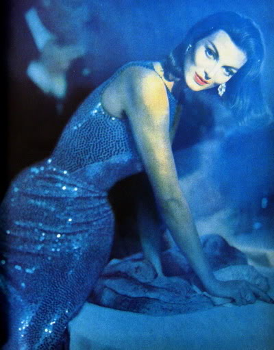 Super Modell Carmen Dell'Orefice