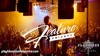 Playhouse Nightclub Feature Fridays LA