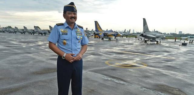 """Soal """"Pengaman Jokowi Dua Periode"""" Perlu Ditanyakan Kepada Calon Tunggal Panglima TNI"""