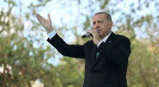 أردوغان: تراجع سعر الليرة التركية..مؤامرة ضد تركيا