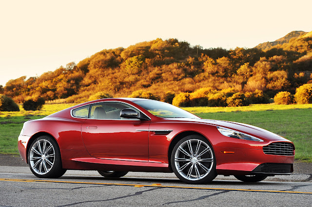 2016 Aston Martin DB9 Specs Picture Wallpaper