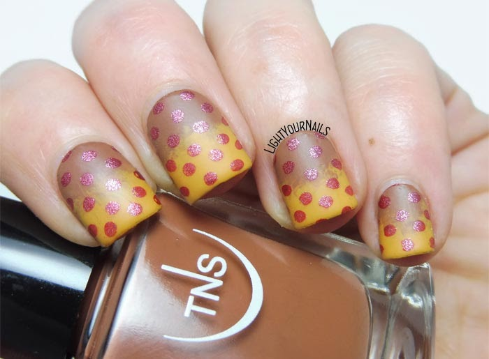 Dotticure stamping nail art pois #nailart #stamping #tnscosmetics #lightyournails