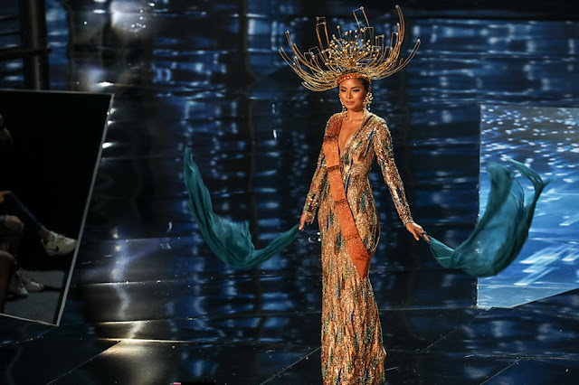 Maxine Medina Received Loud Cheers as She Finally Revealed Her National Costume! WATCH IT HERE!