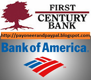 bank of america First Century Bank