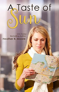 Heidi Reads... A Taste of Sun by Heather B. Moore