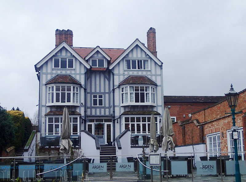 The Arden Hotel in Stratford-upon-Avon