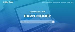Linkfay.com Review :Shorter Url Terbaik ( CPM, Bukti Pembayaran, Pendaftaran )