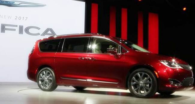 2018 chrysler pacifica changes and price car release and price. Black Bedroom Furniture Sets. Home Design Ideas
