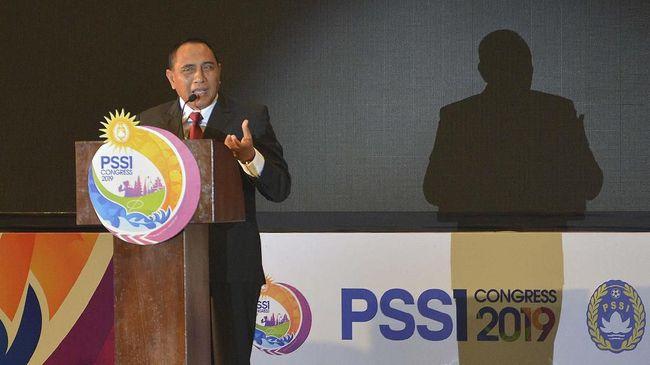 Edy Rahmayadi Mundur Dari Ketum PSSI Dan Edy Sindir Manajer Persib 2019