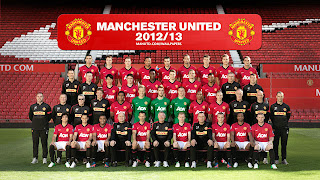 Theme Manchester United (MU) Windows 7