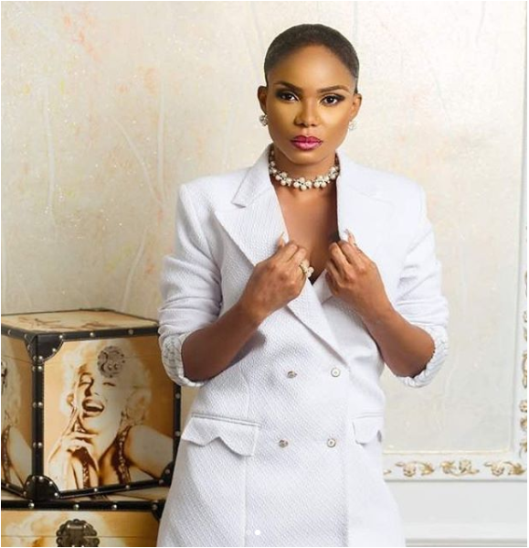 Iyabo Ojo Releases Stunning Photos In Preparation For Her Birthday