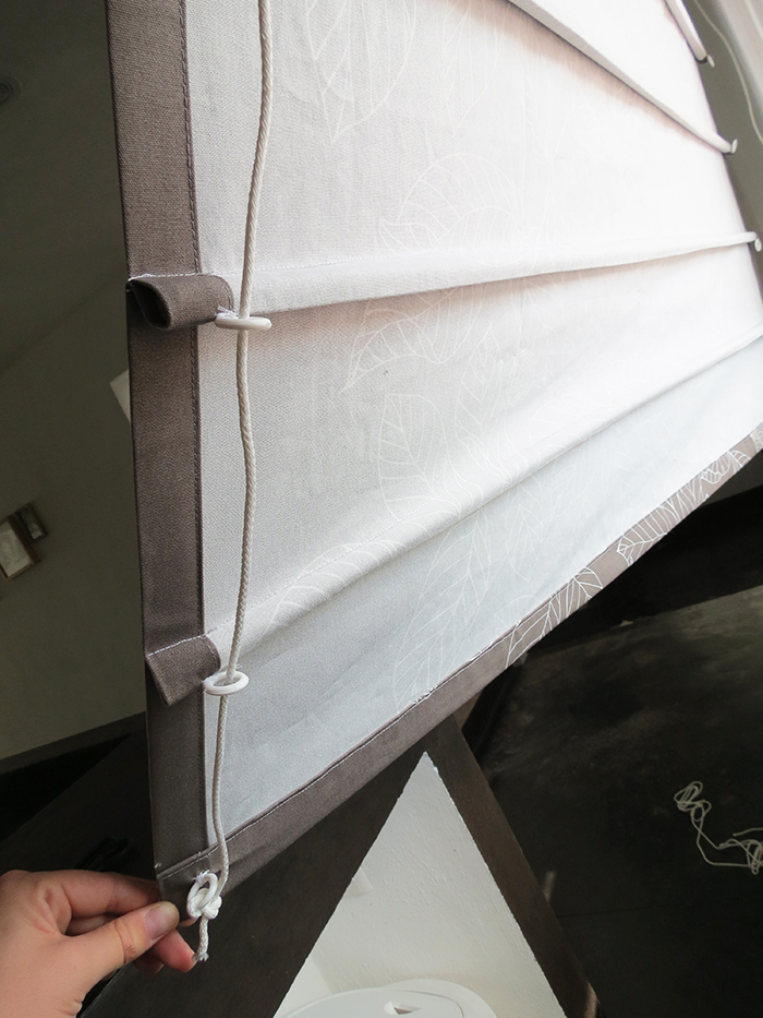 How To Make Roman Blinds Ohoh Blog