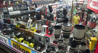 Pusat Grosir Kamera Digital Terlengkap