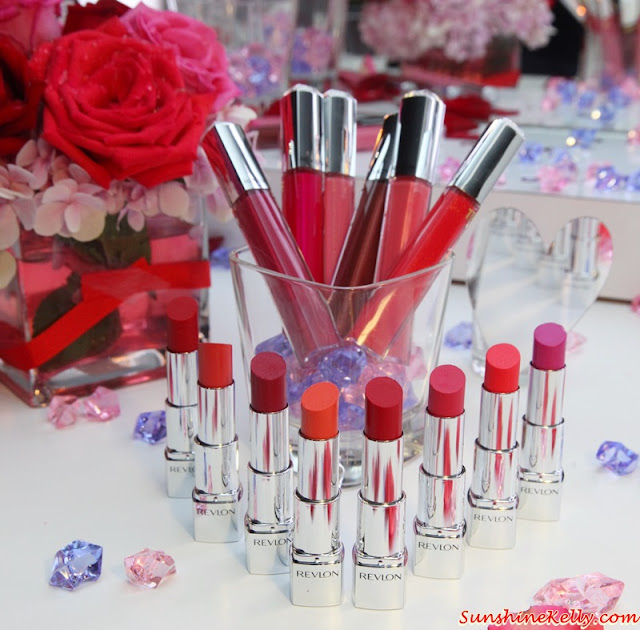 Revlon Ultra HD Lipsticks & Lip Lacquer