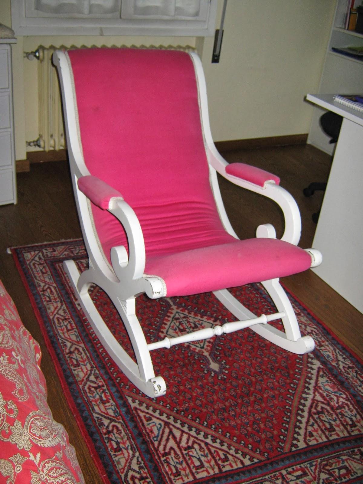 Pensieri e ricordi di sisi la sedia a dondolo - La sedia a dondolo ...