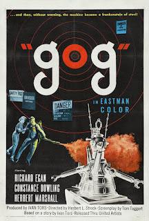 Watch Gog (1954) movie free online