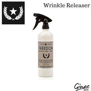 Natural Wrinkle Releaser