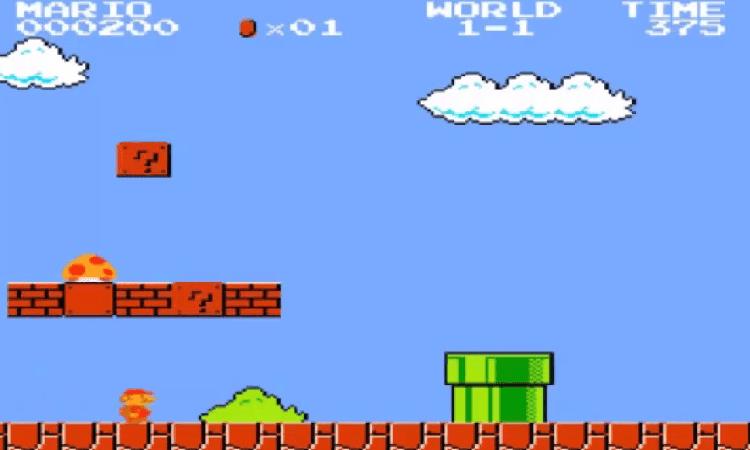 تحميل لعبة ماريو القديمة للكمبيوتر