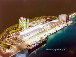 Pembangunan Pelabuhan Batanjung Terkendala Akses Jalan
