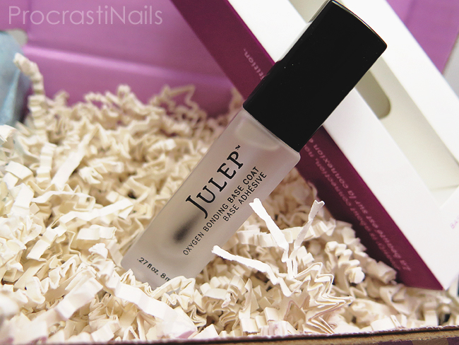Julep Oxygen Bonding Base Coat