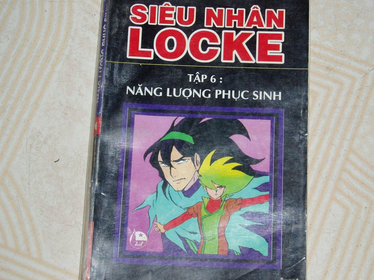 Siêu nhân Locke vol 06 trang 1
