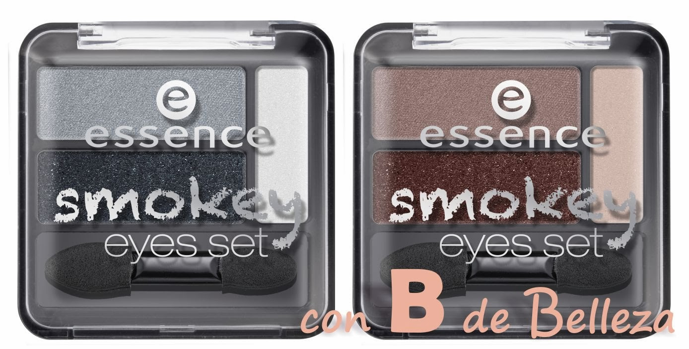Smokey eyes set Essence